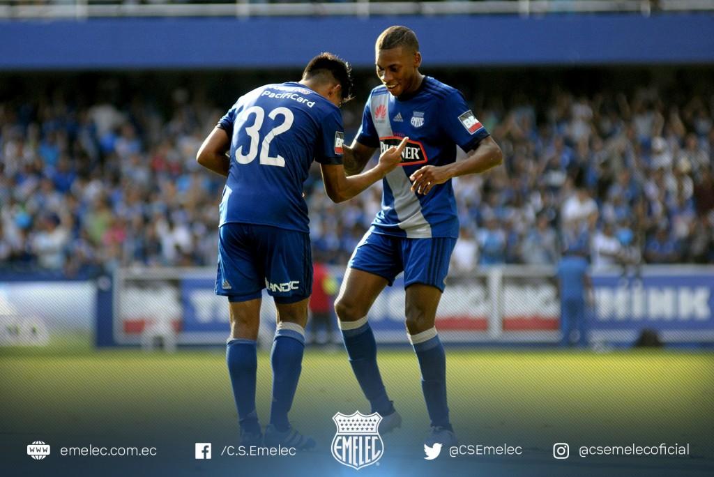Emelec 2-0 Liga de Quito